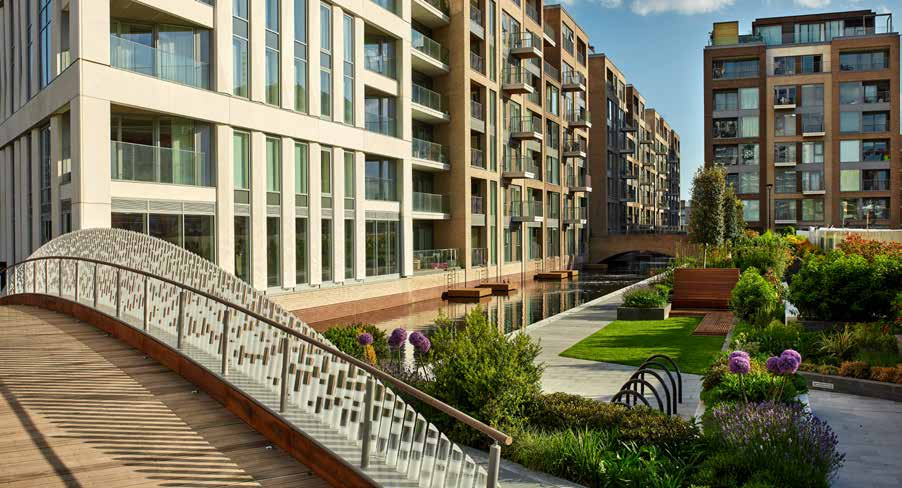 Chelsea Creek, European-style waterside living just minutes from the King's Road